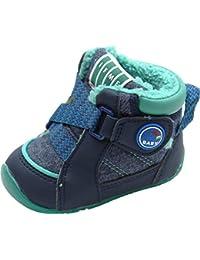 (イフミー) IFME 22-8721 子供 キッズ ベビー ショート ブーツ