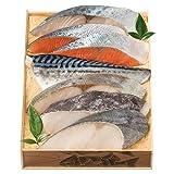 「名古屋名物」鈴波 魚介味淋粕漬詰合せ セ5A 47050-0-0