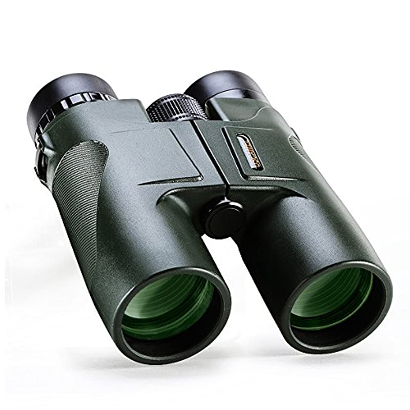 USCAMEL 10 x 42 관전용 HD 고화질 쌍안경