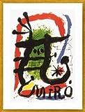 ポスター: Joan Miróポスターアート印刷???Affiche Litographie (32?x 24インチ) 32 x 24 Inch 38843R060