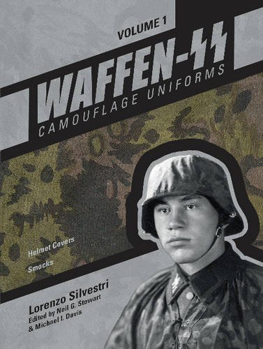 Waffen-SS Camouflage Uniforms: Helmet Covers - Smocks