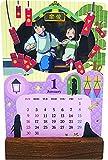エンスカイ 千と千尋の神隠し kasane 2022年 カレンダー 卓上 CL-82