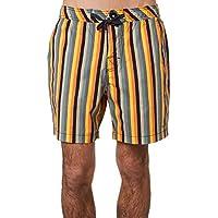 The Critical Slide Society Men's Frenzy Mens Beach Short Cotton