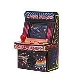 ノスタルジックアーケード2.5インチポータブルミニレトロハンドヘルドビデオゲームコンソール、8ビット240クラシックゲームコンソール、ゲームパッドなし、子供と大人向け