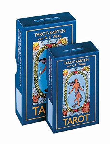 Original Waite Tarot. 78 farbige Karten