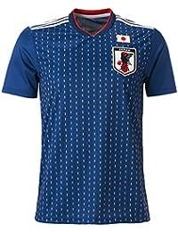 サッカー ワールドカップ 2018 日本代表 ホーム レプリカ ユニフォーム 半袖 メンズ ボーイズ レディース
