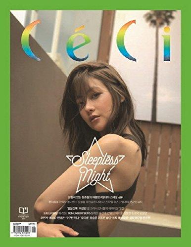 韓国雑誌 CECI another (セシ)2017年 8月号 (Wanna One /画報,記事掲載)
