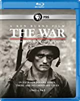 Ken Burns the War [Blu-ray] [Import]