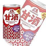 森永製菓 甘酒190g缶×30本入×(2ケース)