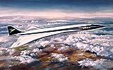 エアフィックス 1/144 コンコルド プロトタイプ BOAC プラモデル X-5170V
