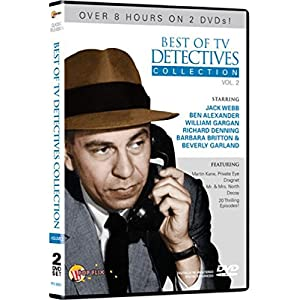 Best of TV Detectives Collection 2 [DVD] [Import]