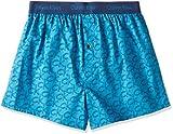 (カルバンクライン)Calvin Klein Boxer Matrix Woven Slim Fit Boxer トランクス 53671513 64 CKスケッチロゴ L