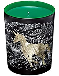 Diptyque Cosmic Seasonal Scented Candle Holiday Limited Edition – フロストフォレスト( Foret Givree )グリーンユニコーン – 6.5 Oz...