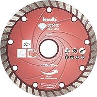 KWBカットフィックスレッドラインダイヤモンドカッティングディスク、7975-40