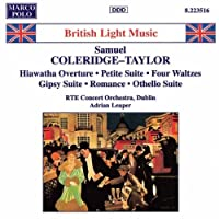 Coleridge-Taylor - Orchestral Works (1995-10-13)