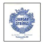 JARGAR STRINGS ( ヤーガー ストリングス ) 弦 G スチール / クロムスチール巻 Cello ( チェロ ) 用