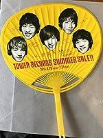 SHINee タワーレコード セール うちわ テミン オニュ ジョンヒョン キー ミノ