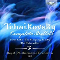 Tchaikovsky: Complete Ballets by Royal Philharmonic Orchestra (2014-10-09)
