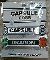 ドラゴンボール ブレスレット ジャンプサマー2017 ユニバーサルスタジオジャパン 限定 グッズ USJ (検 ラバーバンド)