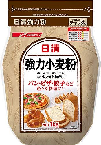 日清フーズ 強力粉 1kg ×5袋