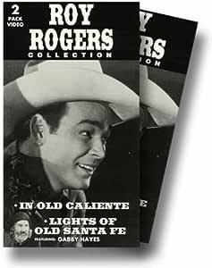 In Old Caliente & Lights of Old Santa Fe [VHS]