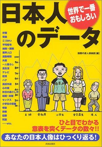 世界で一番おもしろい日本人のデータの詳細を見る