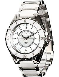 [マウロジェラルディ]Mauro Jerardi 腕時計 ソーラー セラミック MJ041-2 メンズ