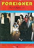 [コンサートパンフレット]FOREIGNER Tour of Japan 1980 フォリナー[1980年LIVE TOUR]