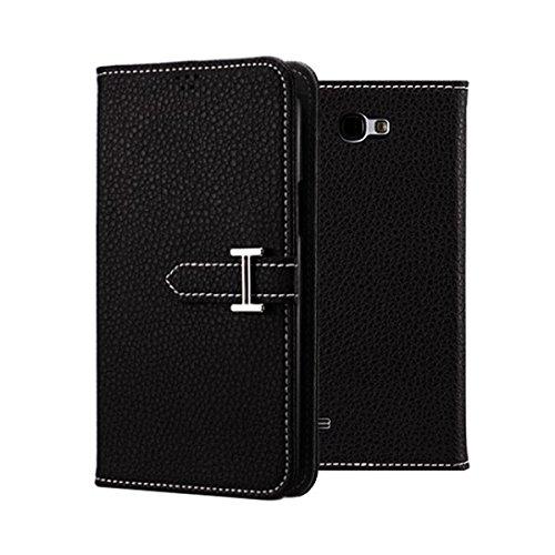 Galaxy S4 ケース P2J Classic Honourable Flip Case ギャラクシー S4 手帳型 フリップ ケース ダークブラウン(Dark Brown) / 携帯 スマホ スマートフォン モバイル ケース カバー ダイアリー 手帳 ケース カード 収納 ポケット スロット スタンド