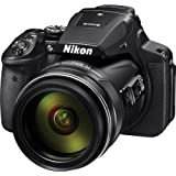 Nikon COOLPIX P900 Digital Camera Black (VNA750AC) (Australian warranty)