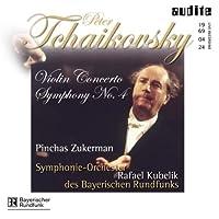 Tchaikovsky:Vln Con, Sym No.4