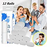 YINROM Ultra Soft Touch Toilet Paper 4-Ply Toilet Tissues Bath Tissue Giant Roll 10 Family Rolls