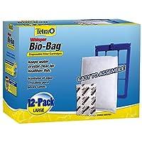 Tetra 26164 Whisper Bio-Bag Cartridge, Unassembled, Large, by Tetra