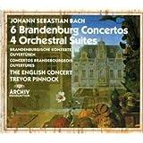 J.S.Bach: 6 Brandenburg Concertos/4 Orchestral Suites
