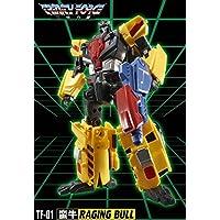 TFC Toys Trinity Force - Raging Bull TF-01 [並行輸入品]