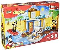 レゴ (LEGO) デュプロ ディズニー ミッキー&フレンズのビーチハウス 10827