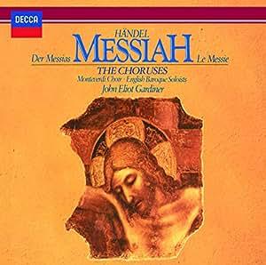 ヘンデル: メサイア ― 合唱曲集