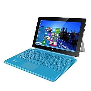 Dragon Touch i120X 11.6型 タブレット PC大画面2in1ノートパソコン Windows10解像度1920x1080 クアッドコア4GB/64GB デュアルカメラ IPS液晶ディスプレイ 取外可能な日本語キーボード付き 日本語マニュアル&一年間保証