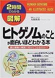 2時間でわかる図解 ヒトゲノムのことが面白いほどわかる本―遺伝情報の解読で何がどうなるのか!? (2時間でわかる図解シリーズ)