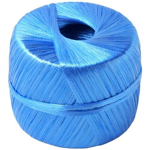 新潟エースロープ ダイヤテープ(玉巻テープ) 300m 青