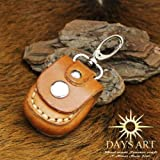 DaysArt(デイズアート)本革 レザーミニコインケース レザーキーホルダー