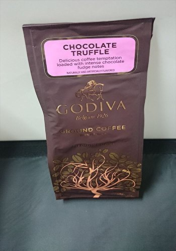 【並行輸入】 ゴディバ コーヒー 2つセット Godiva Coffee 2 Set (チョコレートトリュフ)