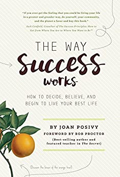 The Way Success Works: How to Decide, Believe, and Begin to Live Your Best Life by [ Joan Posivy]