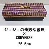 CONVERSEスニーカー ジョジョの奇妙な冒険 コンバース スニーカー 26.5 センチ