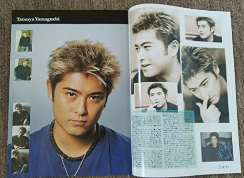 TOKIO山口達也 J‐friends Magazine非売品