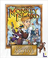 LucasArts Archive Series: Escape From Monkey Island (輸入版)