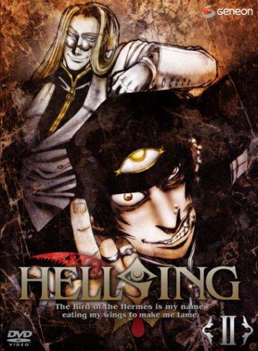 HELLSING II〈初回限定版〉 [DVD]の詳細を見る