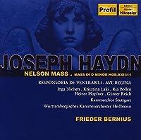 Nelson Mass / Responsoria De Venerabili by J. Haydn