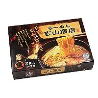 札幌らーめん 吉山商店2食×4箱(ご当地ラーメン 厚味噌ラーメン)