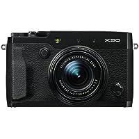 FUJIFILM プレミアムコンパクトデジタルカメラ X30 ブラック FX-X30B
